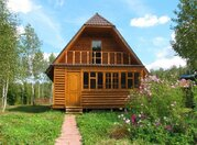 Продаётся двухэтажная дача 120 кв.м, участок 18 соток, д.Рогачево