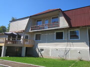 Трехэтажный коттедж с банным комплексом в пос. Барышево - Фото 1