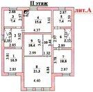 Просторный дом на Соколе, Продажа домов и коттеджей в Липецке, ID объекта - 502835883 - Фото 3