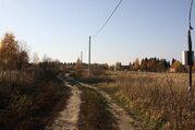 Зуп-659 Продажа зу 25 сот. в д. Кузнецово, Клинский р-н - Фото 5
