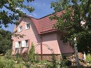 Продаётся 2 этажный дом в Комягино Пушкинский район - Фото 1
