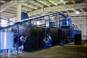 Завод по производству биотопливных гранул