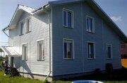 Новый кирпичный коттедж 215 кв.м. д. Запорожье. Волхов. ИЖС