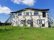 Дом 223 кв.м. на 13 сот. д.Алексеевка. - Фото 1