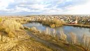 Участок у озера дер. Аксеново Раменский район - Фото 2