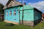 Дом бревенчатый д. Спас, Даниловский р-н - Фото 1