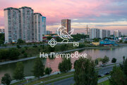 Продажа 3-х конатной квартиры в мкр Северное Чертаново - Фото 1