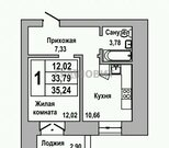 3 600 000 Руб., Продажа квартиры, Новосибирск, Ул. Планетная, Продажа квартир в Новосибирске, ID объекта - 334015268 - Фото 4