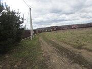 Продается участок 25 соток в жилой деревне Перхурово - Фото 3