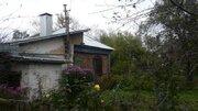 МО, Ступинский р-он, ул. Чкалова, часть жилого дома 33.6 м2 с земельным .