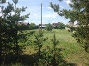 Участок тихой уютной деревне близ г. Калуги на берегу речки - Фото 1