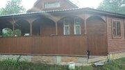 Дача недалеко от г. Дубна, станция 119 км, СНТ Роща - Фото 1