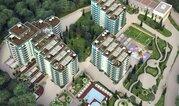 Однокомнатная квартира в жилом комплексе пгт Виноградное, Ялта - Фото 4