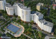 Квартира 3-комнатная в новостройке Саратов, Волжский р-н, Купить квартиру в Саратове по недорогой цене, ID объекта - 315763257 - Фото 1