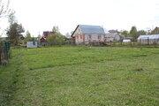 Земельный участок в деревне Марфин Брод - Фото 4