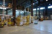 Аренда склада пл. 5300 м2 Троицк Калужское шоссе в складском комплексе