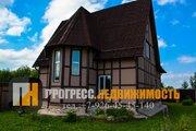 Дом 160 м 2 (пеноблок) участок 6 сот, с. Новохаритоново, Раменский р-н - Фото 1