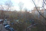 Продается однокомнатная квартира на Симоновском Валу с окнами во двор - Фото 4