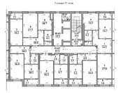 Однокомнатная квартира 45.2 м2, микрорайон Богородский, 3