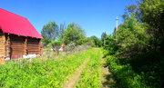 Участок 10 соток в сад.товариществе Строково Волоколамский район МО