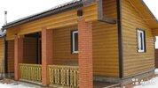 Продается дом в г.Ермолино Боровского района (Русиново). Дом с баней . - Фото 5