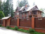 Солидный, статусный дом 555 м2 на лесном участке 30 соток в . - Фото 1