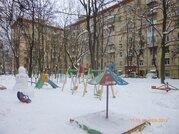 Продается трехкомнатная квартира в сталинском доме на Октяб. поле