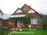 Дом, Ярославское ш, 36 км от МКАД, Царево с. Ярославское шоссе, 36 км . - Фото 1