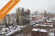Военная 16 Новосибирск, купить 3 комнатную квартиру, Купить квартиру в Новосибирске по недорогой цене, ID объекта - 317535590 - Фото 12