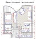 Однокомнатная квартира, г. Красногорск, ул. Александра Невского, д. 5