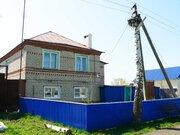Двухэтажный дом с гаражом на 2 автом. в Чаплыгинском р-не Липецкой обл - Фото 2