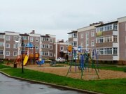 Двухкомнатная квартира ЖК Зеленый квартал