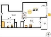 Продажа квартиры, Пенза, Ул. Антонова, Купить квартиру в Пензе по недорогой цене, ID объекта - 326427266 - Фото 2