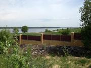 Участок на 1 береговой линии р. Волга, д. Свердлово - Фото 2