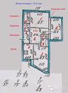 3-к квартира, 73.5 м, 1/6 эт.