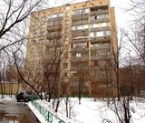 Двухкомнатная Квартира Москва, улица Верхняя, д.3, корп.2, САО - .