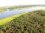 Участок 25 соток 1-я линия между рекой Волга и сосновым бором