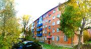 Двухкомнатная квартира в центре города Волоколамска Московской области, Купить квартиру в Волоколамске, ID объекта - 332246070 - Фото 12