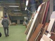 45 000 000 Руб., Мебельное производство 1100 кв.м., Готовый бизнес в Подольске, ID объекта - 100059964 - Фото 2