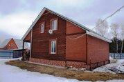 Новый дом в 3 уровня в дер.Мележи - 70 км Щелковское шоссе - Фото 5