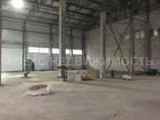 Аренда помещения пл. 850 м2 под склад, производство, , Подольск .