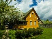 Продаю дом, Егорьевское ш, 40 км, в СНТ, д.Григорово, 180м2, 8 соток - Фото 1