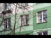 Продаётся уютная светлая двухсторонняя 4 к.кв в окружении зеленых двор - Фото 3