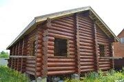 Продается дачный дом из бревна ручной рубки - Фото 2