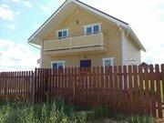 Продаётся двухэтажный дом 150 м2 в кп «Боровики» близь деревни Савьяки