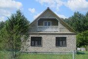 Огромный новый дом, участок 1оо соток, ИЖС, в краю сосен и озер, - Фото 5