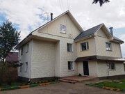Жилой дом 250 кв.м. д.Шеломово - Фото 1