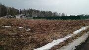 Земельный участок 20 соток в деревне Алексеевка-2 Щелковский район - Фото 3