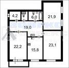 Видовая квартира в спб., Купить квартиру в Санкт-Петербурге по недорогой цене, ID объекта - 323187155 - Фото 3