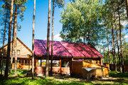 Современный загородный дом в живописном уголке Ярославского района, Купить квартиру в Ярославле по недорогой цене, ID объекта - 329235205 - Фото 21